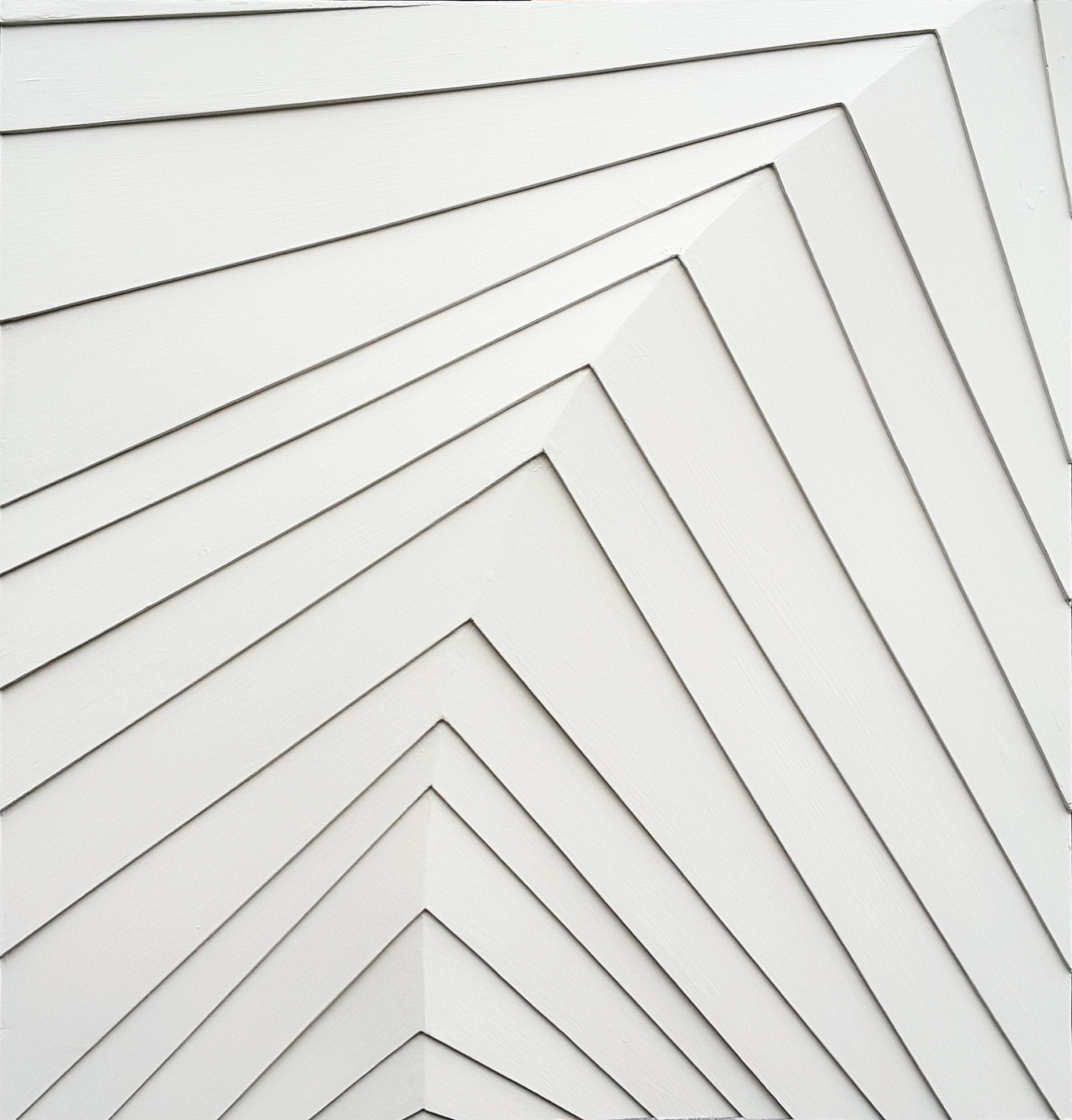 R 126  MDF witte latex 590x605 mm